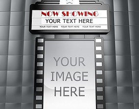 3D Theater Marquee 2