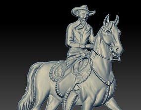 3D HORSE RIDE