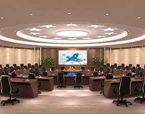 Conference Hall 3D