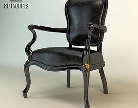 3D Savio Firmino Armchair