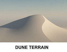 3d Terrain Dune