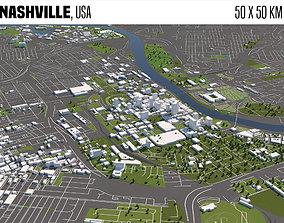 3D model Nashville