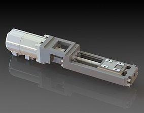3D Servo Linear Actuator