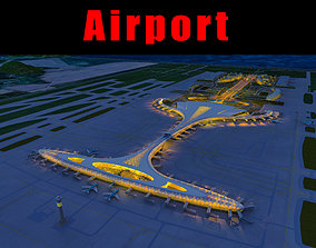 3D Airport 17