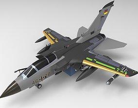 3D Belgium jet