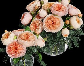 3D model Roses Juliet