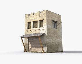 Arab x15 3D model