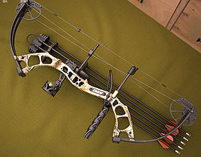 3D Bear Archery Cruzer Bow