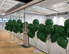 interior balloon 3D