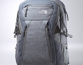Backpack 3D model camping