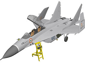 3D Mig-29 mig-29
