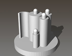 Cloth Price Marker for Lisboa Boardgame 3D printable model