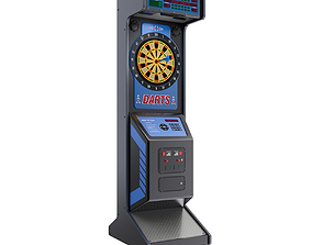 3D model Arcade Dart Game