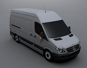 3D model Mercedes-Benz Sprinter
