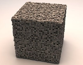 Sci-Fi Shapes - The Cube 3D
