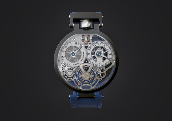 Bovet 1822 - Tourbillion
