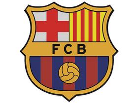 FC Barcelona Wall Sign 3D printable model