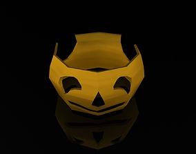 Creative Pumpkin Character 3D model