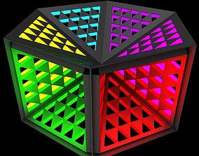 Lamp Pyramid 3D model