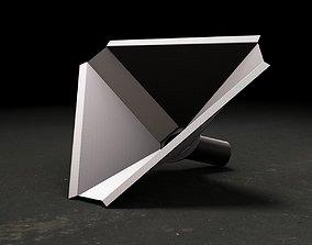 Discharge Cone - Sheet Metal 3D model