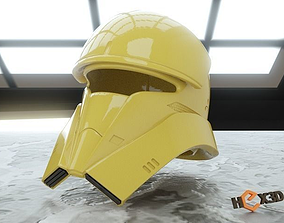 3D Printable Tank Trooper Helmet