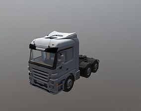 Mercedest Actros truck 3D model