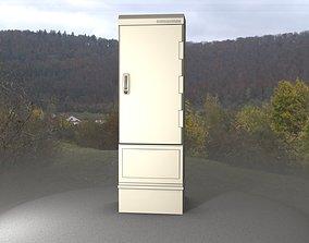 3D asset Electrical Distribution Cabinet 55
