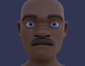 3D model Arnold