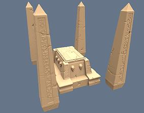 Warhammer Necron Forbidden Archive 3D printable model