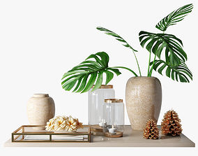 decorative set 02 3D