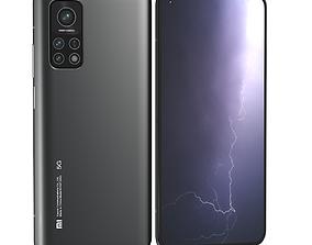 3D model Xiaomi Mi 10T Pro Cosmic Black