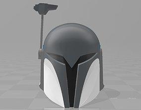 3D printable model star wars clone wars nite owl bo 1
