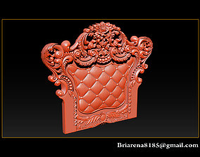 3D print model Furniture wood carving file stl OBJ and 2