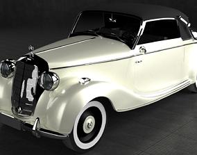 1939 Mercedes-Benz 170 S Cabriolet reich 3D
