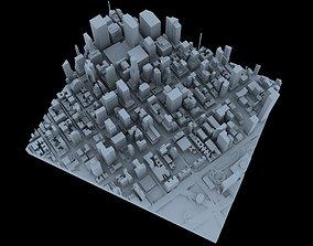 square New York City model