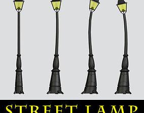 3D Streetlamp