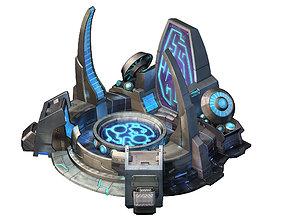 Fleet territory - command base 3D