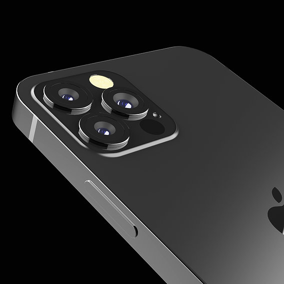 Design iPhone 12 PRO and 4S