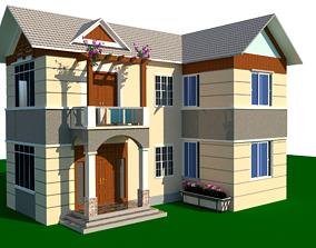 3D Nice Villa Model