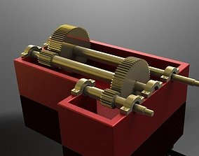 My gearbox 3D