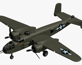 B-25 Mitchell 3D