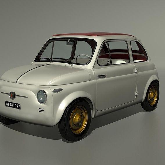 1958 Fiat Nuova 500