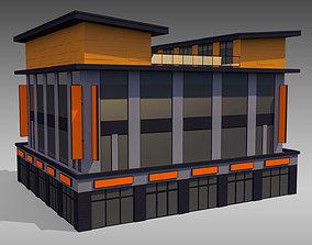 3D model Commercial Building 005