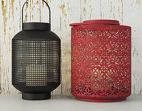 3D decoration Lanterns by ZARA HOME