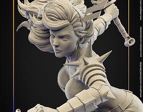 3D print model Magik - New Mutants