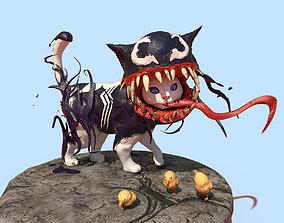 Cat Venom 3d print