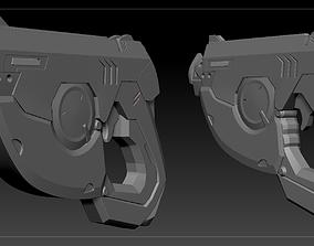 Tracer PulseGun 3D print model