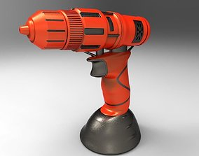 3D model Multifunction Chargeable Drill