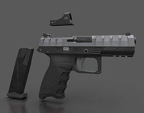 3D asset Beretta - APX