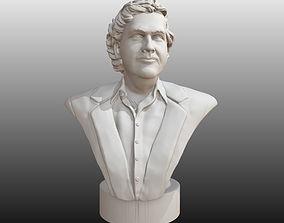 3D print model Pablo Escobar